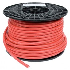 Accukabel 95 mm² rood (per meter)