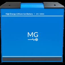 MG Lithium-Ion HE accu 25,2V - 100Ah
