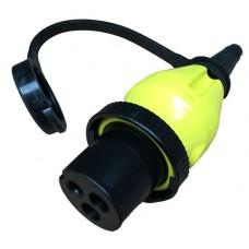 Victron Stekker voor power inlet 16A 250V