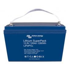 Lithium Super Pack 12,8V 100Ah M8