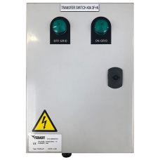 Transfer switch 40A 3-phase, Semi off-grid